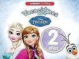 Vacaciones con Frozen. 2 años (Aprendo con Disney)