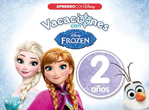 Vacaciones con Frozen. 2 aos (Aprendo con Disney)