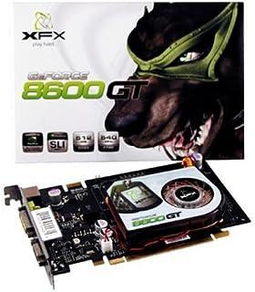 XFX pvt84jyajg GeForce 8600GT 512MB gddr2540MHZ PCI Express x16SLIビデオカード準備(デュアルDVI/Sビデオ)