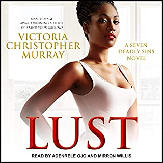 Lust audiobook cover art