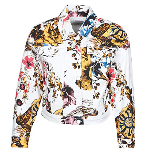 DESIGUAL FANTASY Jacks/Blazers dames Multicolour - M - Spijker jassen