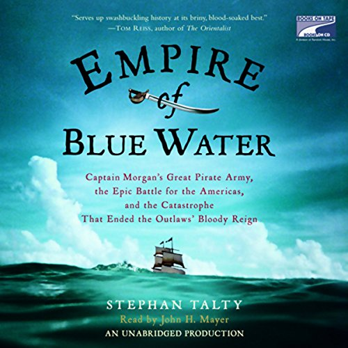 Empire of Blue Water cover art