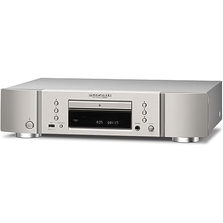 マランツ Marantz CD6006 CDプレーヤー HDAM搭載フルディスクリート出力回路 シルバーゴールド CD6006/FN