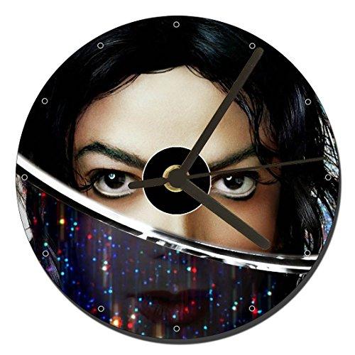 MasTazas Michael Jackson Xscape Orologio CD Clock 12cm