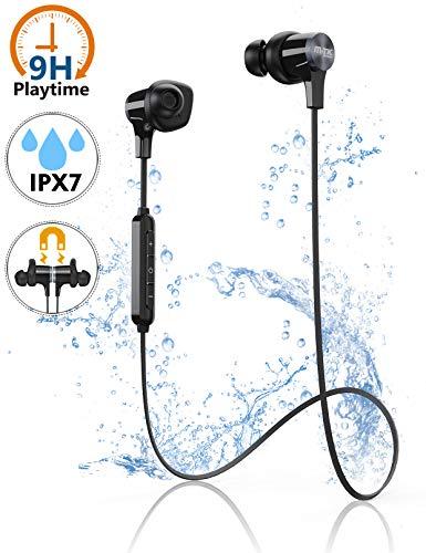 Écouteurs Bluetooth, Écouteurs Sport sans Fil avec Antibruit...
