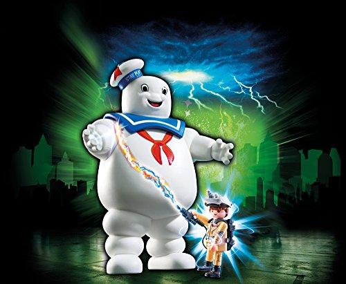 Gros Bonhomme Guimauve SOS Fantômes Ghostbusters Playmobil - 9221 Stay Puft Marshmallow Man - 1