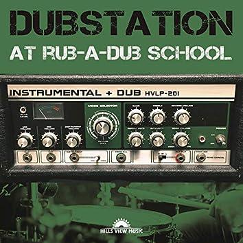At Rub-a-Dub School