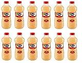Yoga Succo Pera - 12 zumos de fruta de pera, zumo para bebidas sin alcohol, 1 litro