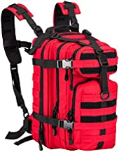 Small Military Tactical Backpack Molle Army Assault Rucksack Pack Bug Out Bag