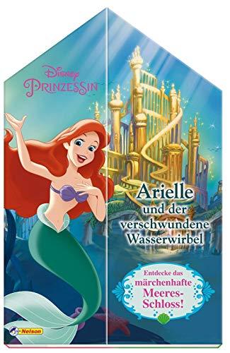 Disney Prinzessin: Arielle und der verschwundene Wasserwirbel: Entdecke das märchenhafte Meeres-Schloss!