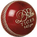 Dukes Cricket Ball Tiger A Junior 142g (4.75oz) Club Training Ball by Dukes