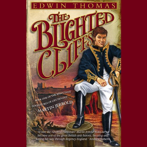 The Blighted Cliffs audiobook cover art