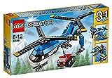 LEGO - 31049 - Creator - Jeu de Construction - L'hélicoptère à Double Rotor