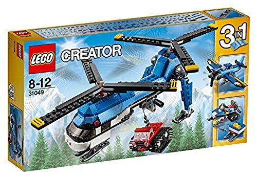 Lego Creator 31049 - Set Costruzioni Elicottero Bi-Elica