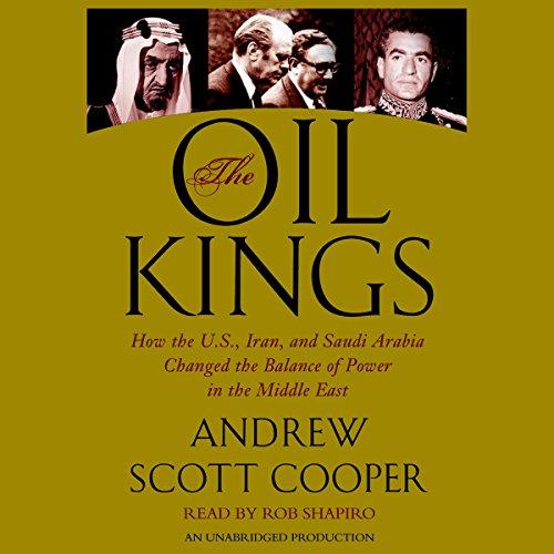 The Oil Kings cover art