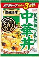 江崎グリコ DONBURI亭中華丼3食パック <160g×20個>