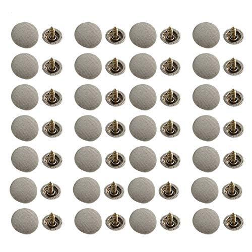 Hebilla De Coche, 50 Piezas Sujetador Ligero Amplia Aplicación Hebilla De Fijación Interior del Coche Compatible con Tren Un Color 1