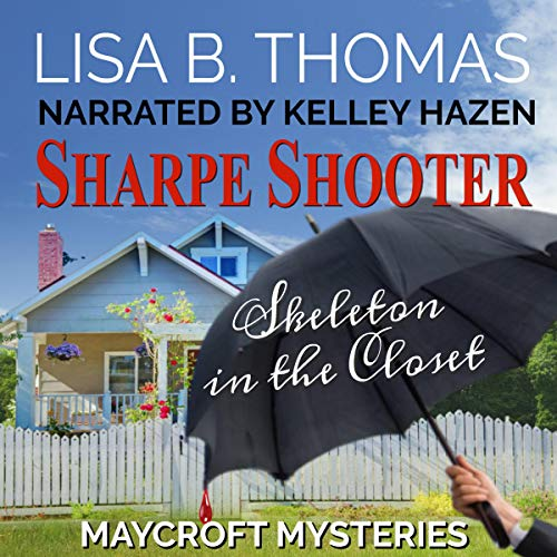 Couverture de Sharpe Shooter: Skeleton in the Closet