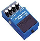 Boss Cs-3 Compressor/Sustain Pedal
