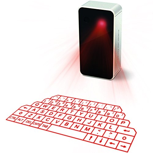 SHOWME 5313282 Wireless Projection Virtual Bluetooth Laser Keyboard for Smartphone/PC/Laptop/Tablet