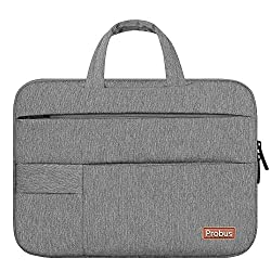 Shopizone® Laptop Bags Sleeve Notebook Case for MacBook 13.3 inch Soft Cover - Grey,Probus,Sleeve Bag GY13