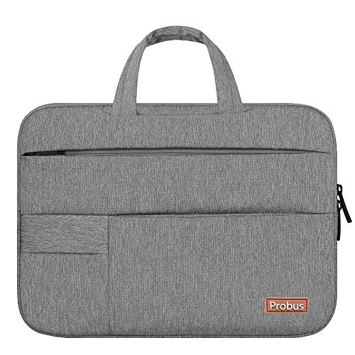 Shopizone® Laptop Bags Sleeve Notebook Case for MacBook 13.3 inch Soft Cover - Grey