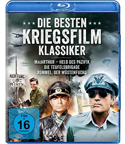 Die besten Kriegsfilm-Klassiker [Blu-ray]