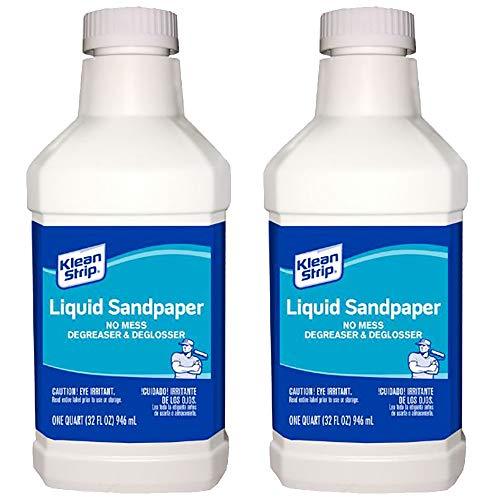 2-Pack Klean-Strip Quart Easy Liquid Sander Deglosser