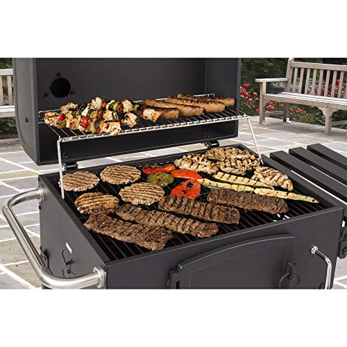 Dyna-Glo DGD381BNC-D Charcoal Grill Review