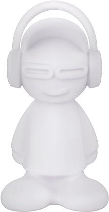 Bigben Interactive BTLSDUDE Speaker Bluetooth Luminoso, Dude, Transparente - Trova i prezzi più bassi