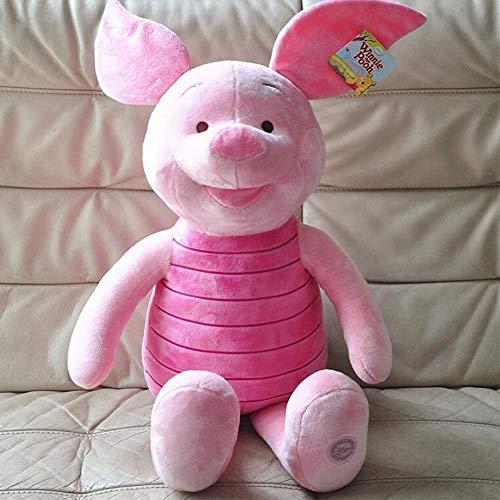 Zhangmeiren Piglet Bordado Estándar De Juguete De Peluche W