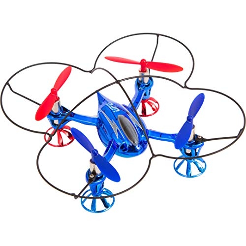 Invento just play 500006 RC : 4 Channel Quadcopter Mini 2.4 GHz, radiocommandé quadrokopter