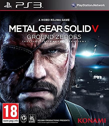 Metal Gear Solid V : Ground Zeroes [Importación Francesa]
