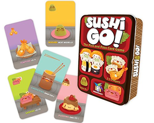 Gamewright - Sushi Go - Card Game