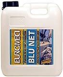 EUROMECI Blu Net, Detergente per scarichi e W.C. chimici, 5.000 ml