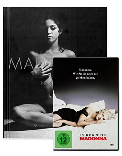 In Bed with Madonna (inkl. gratis Bildband Nudes +) (DVD) (exklusiv bei  Amazon.de)