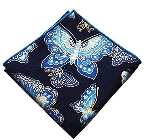 Maya Star Telas de algodón estampadas de bronce hechas a mano de estilo japonés - DIY regalos bolsa/kimono/fundas de almohada A08
