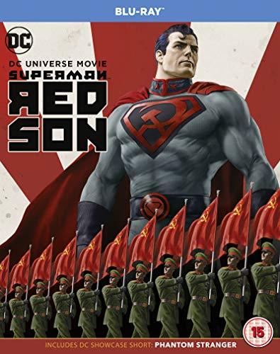 Superman: Red Son [Blu-ray] [2019] [Region Free]