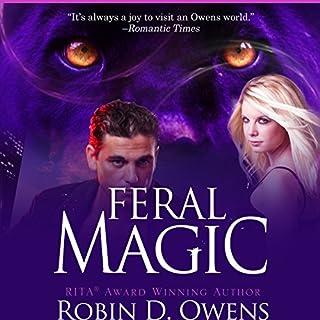 Feral Magic cover art