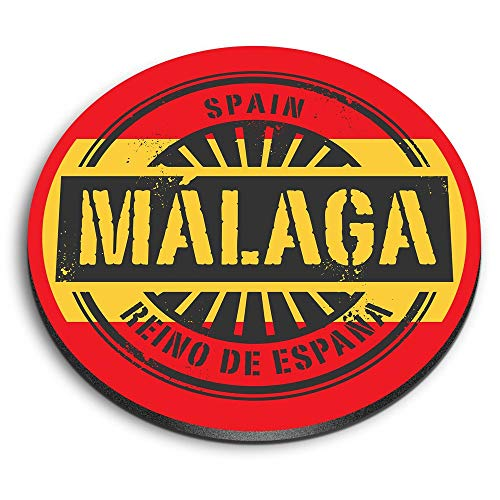 Destination Vinyl ltd Impresionantes imanes redondos MDF - Málaga España Reino De...