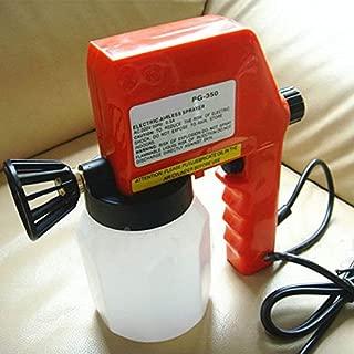 Forfar Electric Airless Spray Gun 600ml Electric Airless High_Pressure Paint Draw Spray_Gun Sprayer House Fence Room Painting Tool