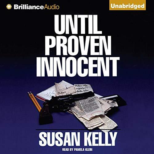 Until Proven Innocent audiobook cover art
