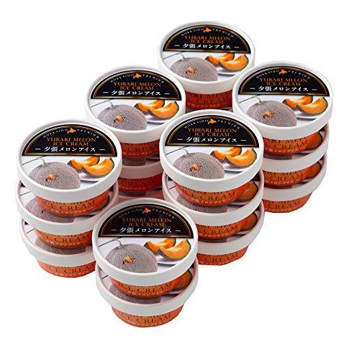 【お取り寄せグルメ】北海道夕張メロンアイス(17個入り) 1003-070028 アイスクリーム 北海道直送品 送料無料 のし対応可 ギフト 贈物