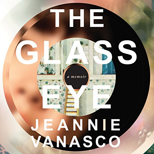 The Glass Eye audiobook cover art
