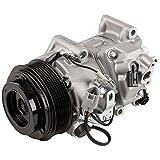 AC Compressor & A/C Clutch For Toyota Camry Highlander Sienna Avalon Lexus RX350 ES350 V6 non-Hybrid - BuyAutoParts 60-03936NA New