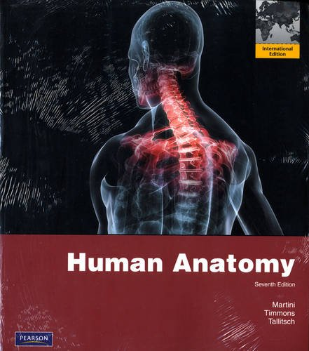 Download Human Anatomy with Martini's Atlas of the Human Body: International Edition 0321761022