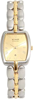 Casual Watch for Women by Accurate, Multi Color, Tonneau, AMQ582T