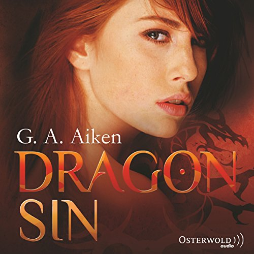 Dragon Sin audiobook cover art