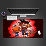 Súper Mouse Pad Game Player Pad Mouse Pad Goma Duradera ratón 900x400x2