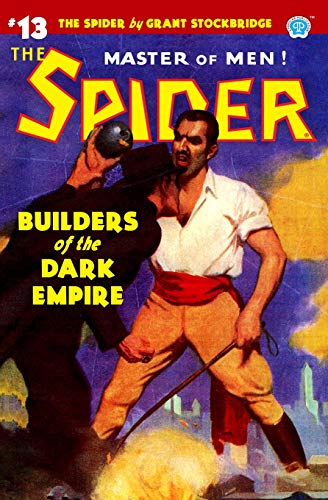 The Spider #13: Builders of the Dark Empire